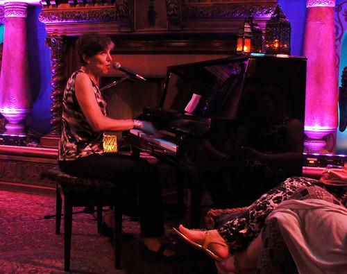 Marcia Ball in Club 88. Photo by Bill Sasser.