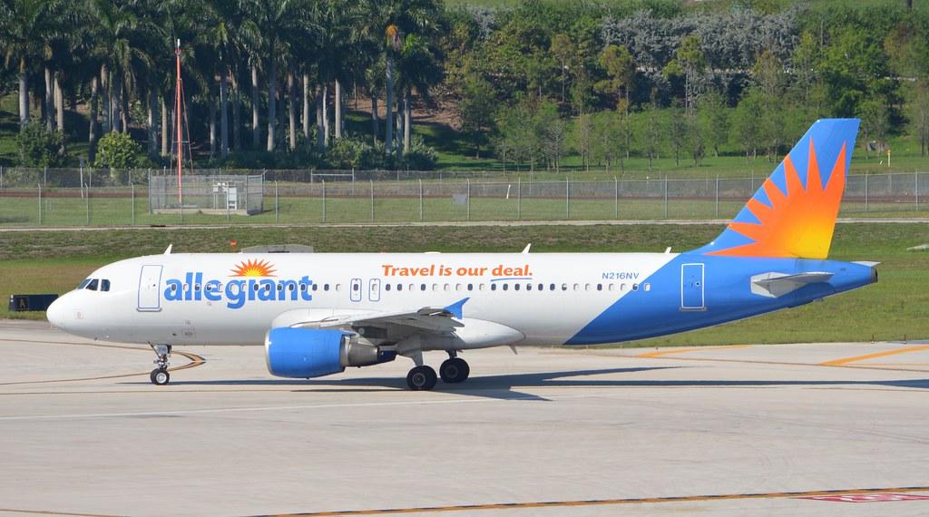 G4 A320 FLL