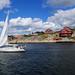 River Cruise in Gothenburg by Svetlana Serdiukova