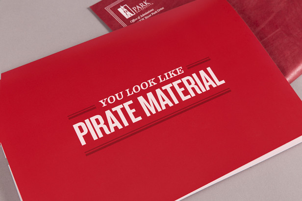Are you Park University Pirate Material?