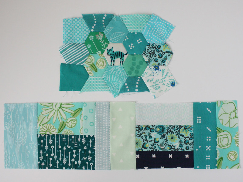 Quilted Tiny Box Zippy Tutorial