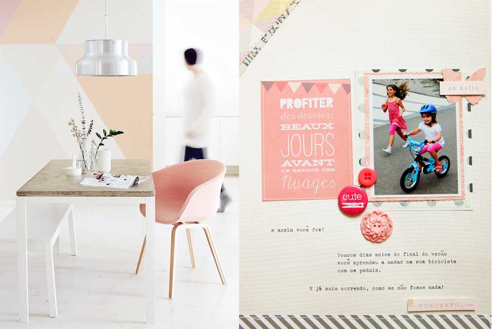 Inspired Friday: Pastel Pink