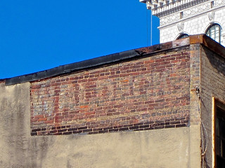 Ghost Sign, Baltimore, MD