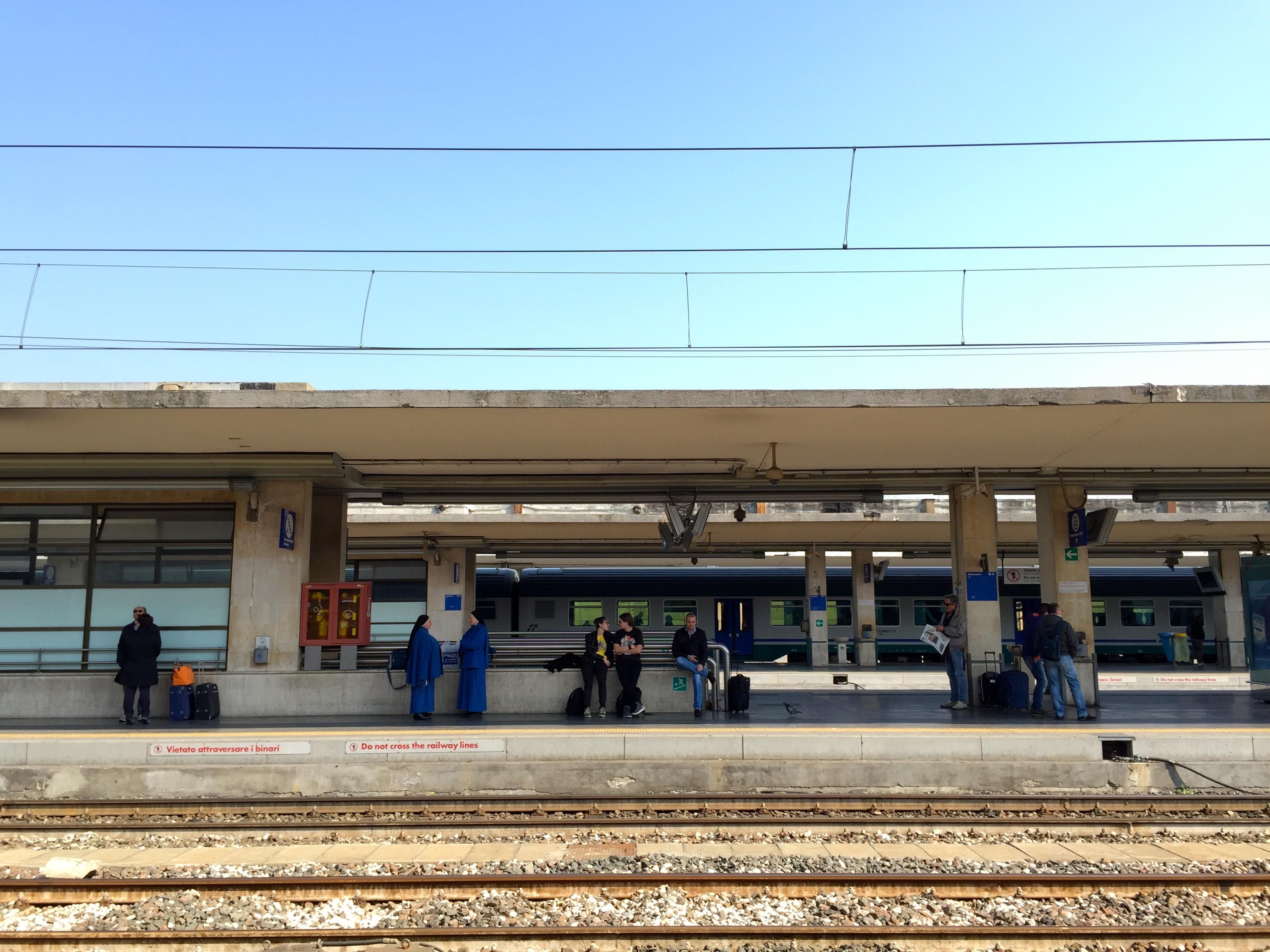 Interrailing Italy 7