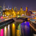 Cologne Panorama by night