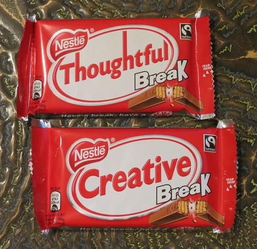 Thoughtful & Creative Kit Kats (UK)