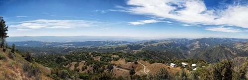 california travel mountains nikon pano scenic panaramic mthamilton diablorange d80