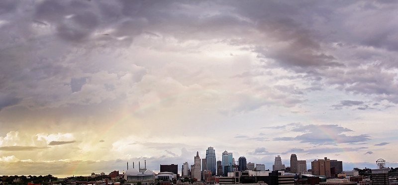 KC Rainbow Skyline