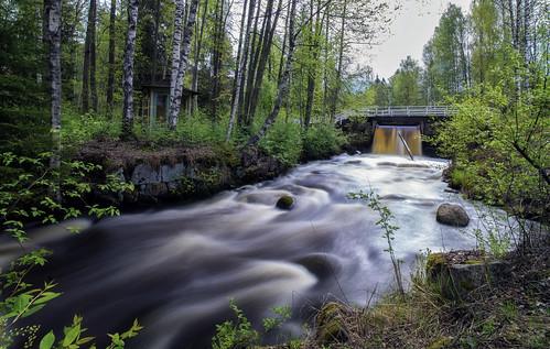 river dam bridge laowa 15mm f4 macro lens