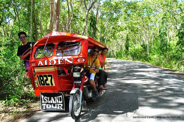 Tricycle Tour in Siquijor