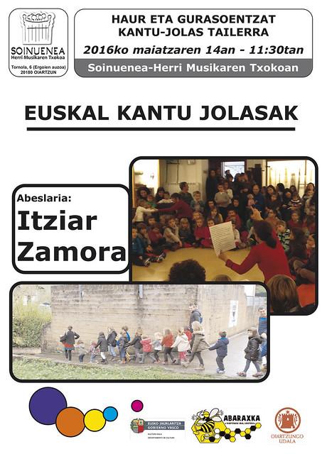 2016-05-14 HM TAILERRA: EUSKAL KANTU JOLASAK