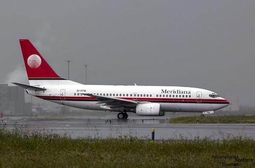 B737 - Boeing 737-73S