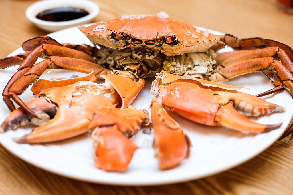 Joyden Treasures: Salted Baked Crab