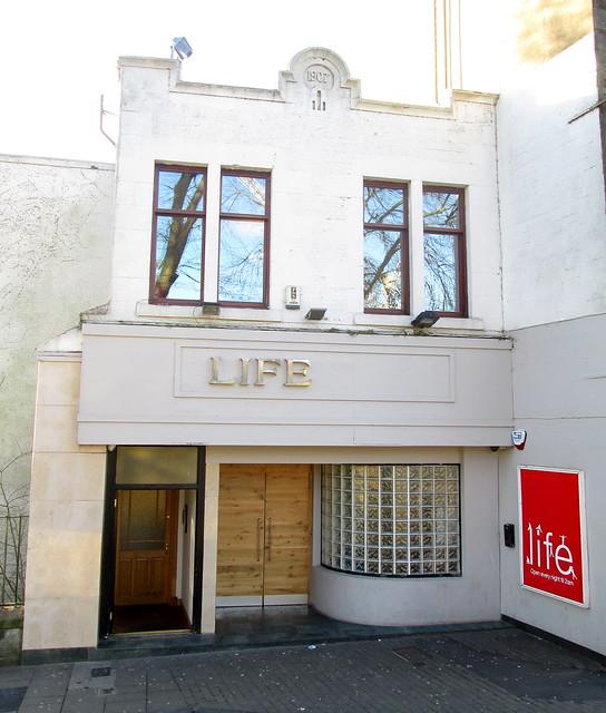 Art Deco, Bruce Street, Dunfermline