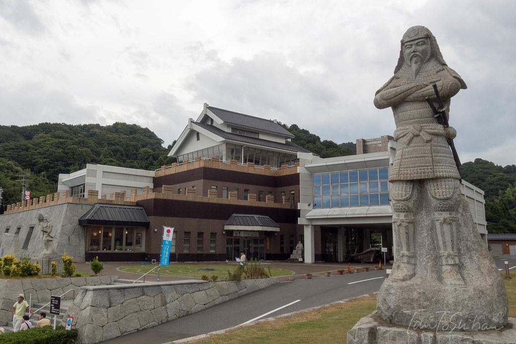 村上水軍 しまなみ海道 (Setouchi Shimanami Kaido Expressway)
