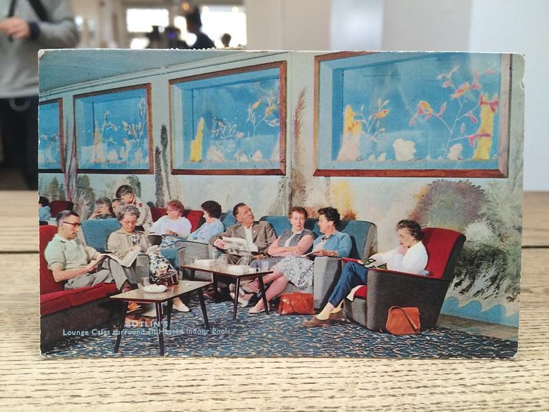Lounge Cafe, Butlin's