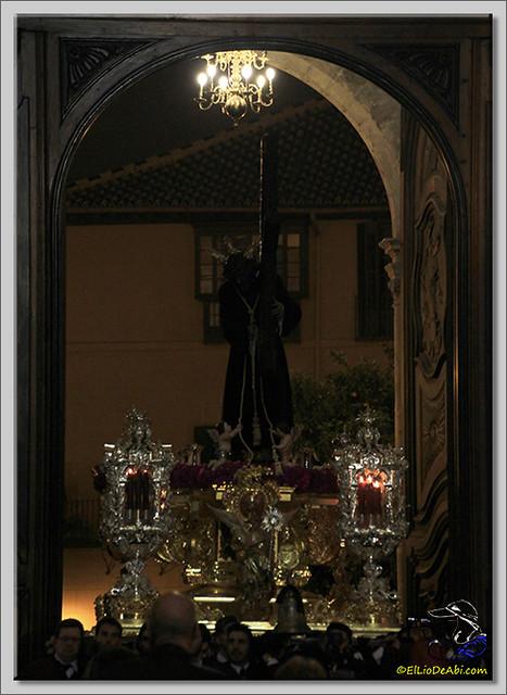 Semana Santa en Málaga. Cofradia de Viñeros (4)
