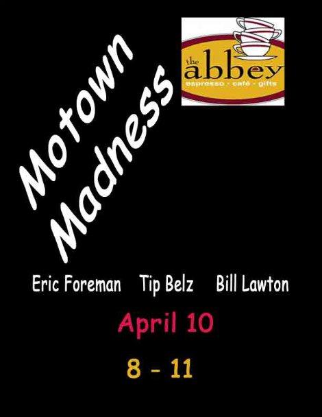 Motown Madness 4-10-15