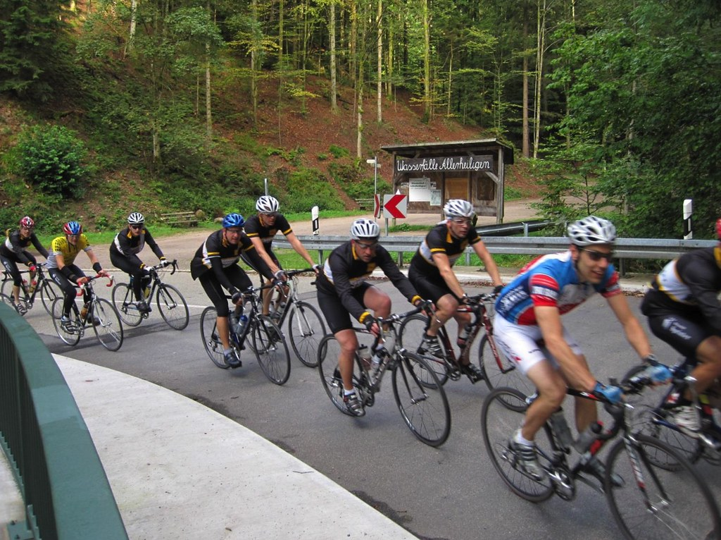 Radsport – Ortsschildsprinter