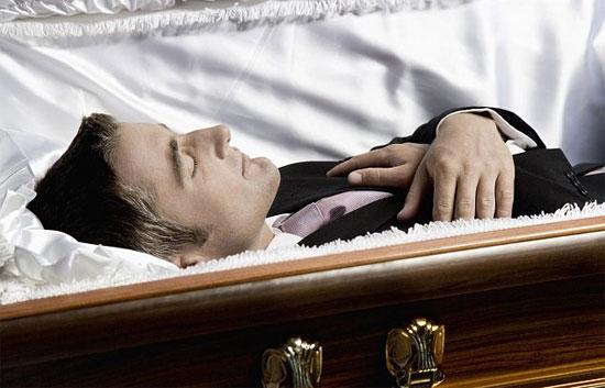 Người đã chết còn biết gì không?