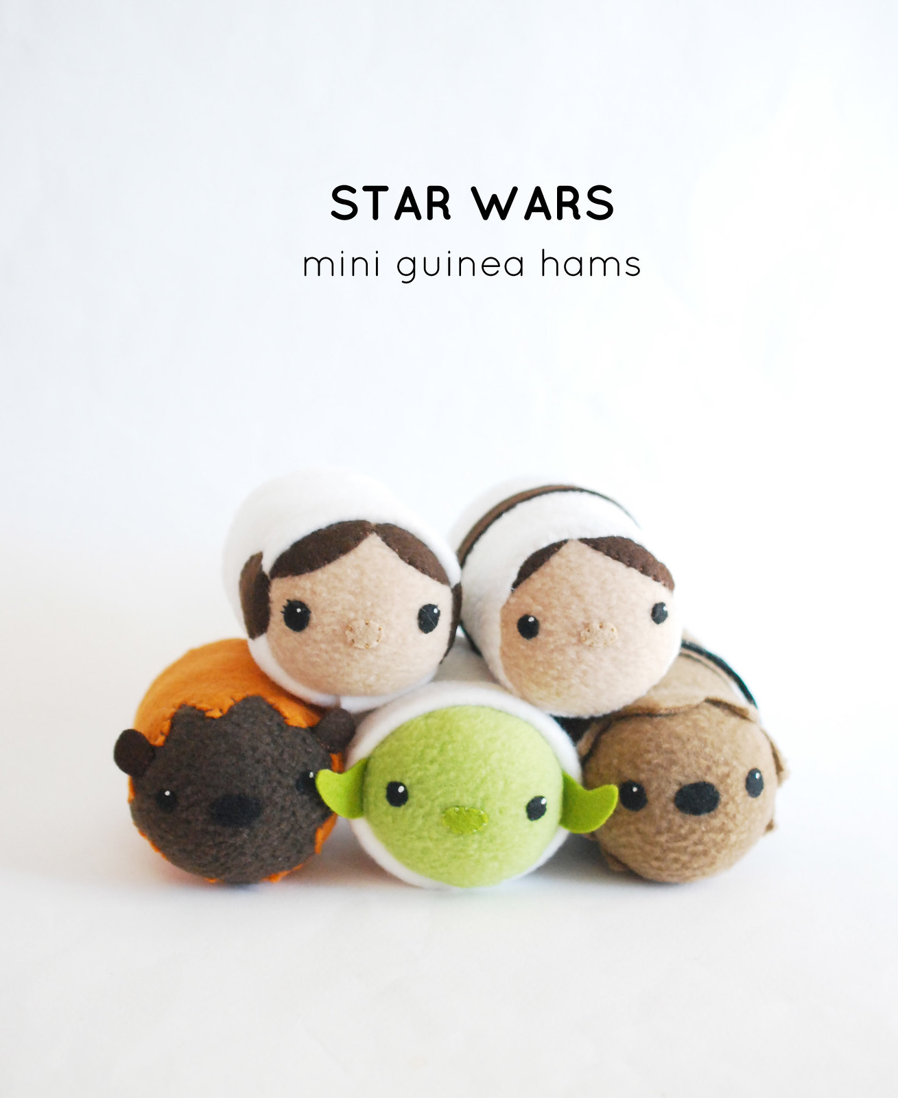 Star Wars Mini Guinea Hams