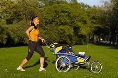 CVIČENÍ: Jak běhat po porodu lehce a s radostí