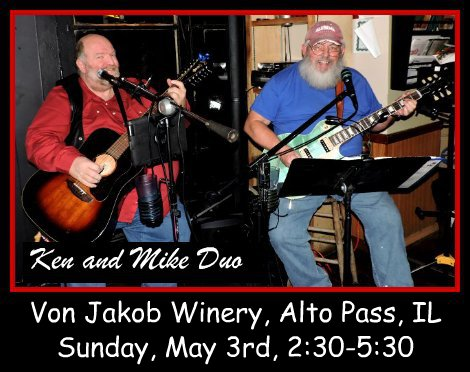 Ken and Mike Duo 5-3-15