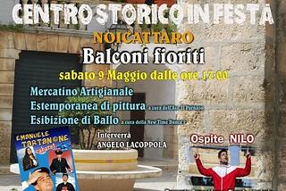 Noicattaro. Centro storico in festa front