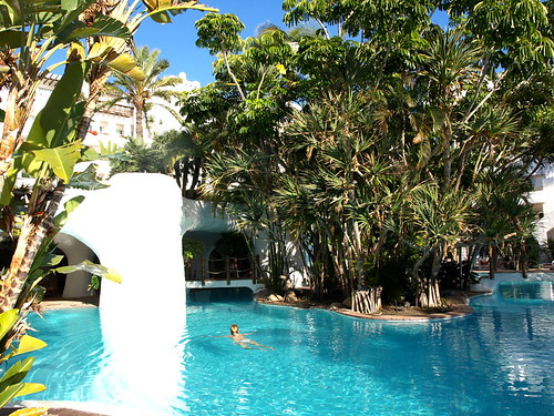 Garden, Hotel Jardin Tropical, Costa Adeje