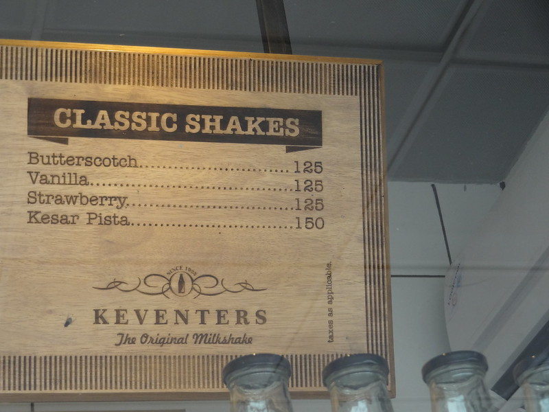 KEVENTERS - THE ORIGINAL MILKSHAKE (SAKET)