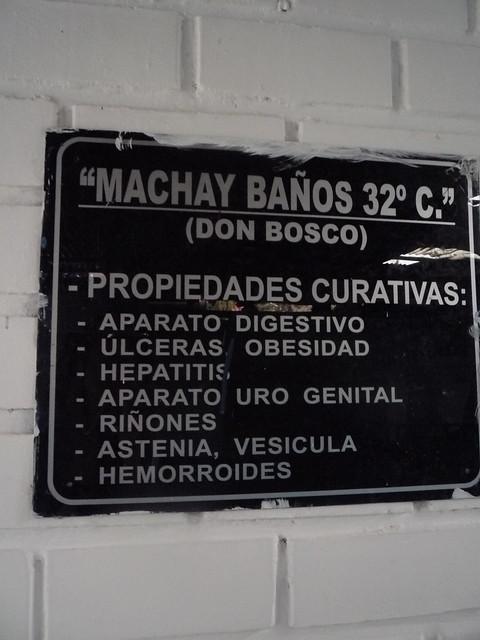 Medicinal Waters at Meseta