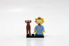 LEGO The Simpsons Minifigures Series 2 (71009) - Maggie
