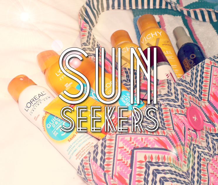 sun seekers SPF for face, body, hair copy