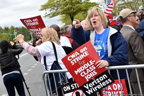 CWA On Strike (2)