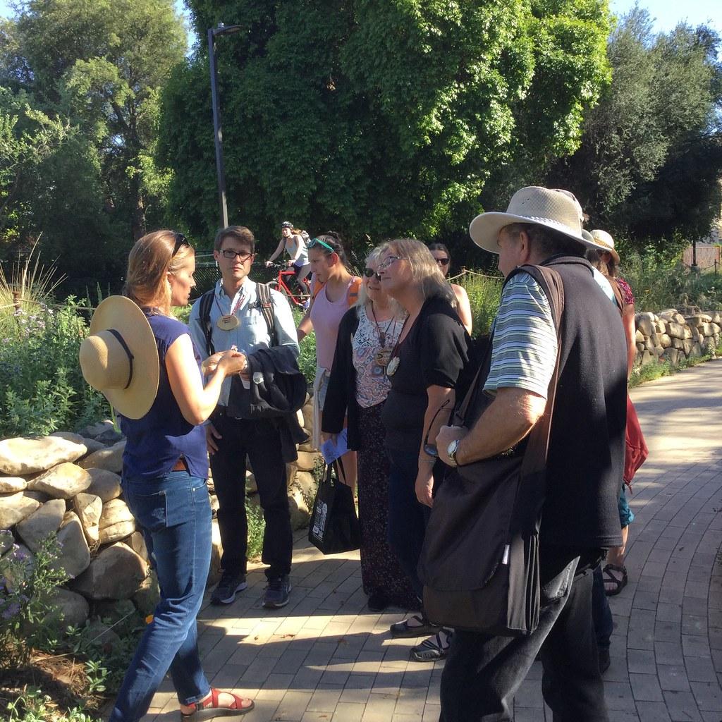 Cal Nat Naturalist Training