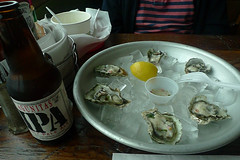 Bodega Bay - Fishermans Cove Oysters