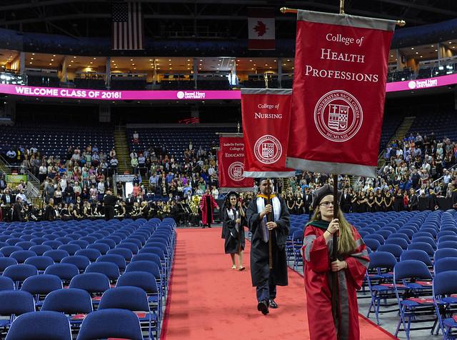 Graduate Commencement 5/14/16