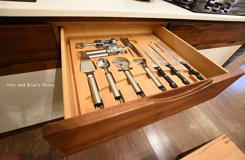 台中環中路家具沙發廚具系統櫃傢櫥周旻虹畫展33
