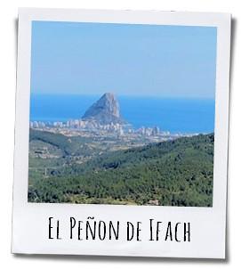 El Peñon de Ifach is een van de kleinste natuurparken van Spanje