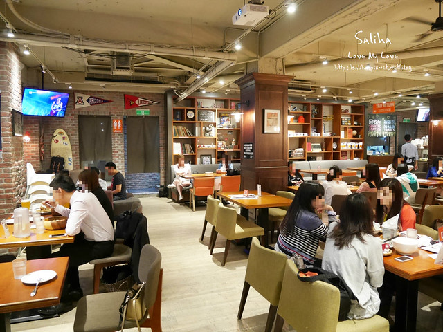 campus cafe忠孝店美式餐廳推薦 (15)