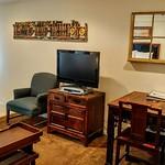 Living area furnishings