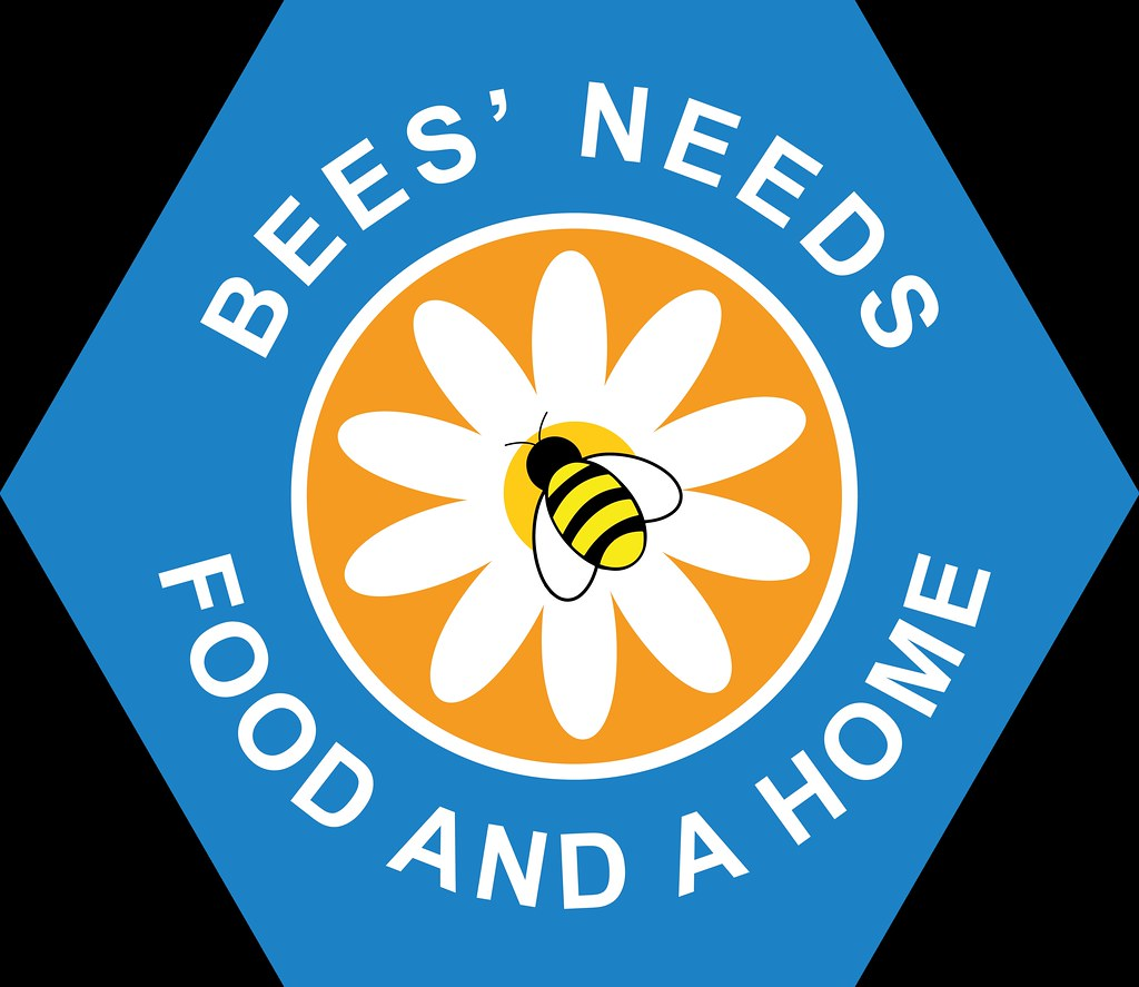 Bees' Needs Food and a Home