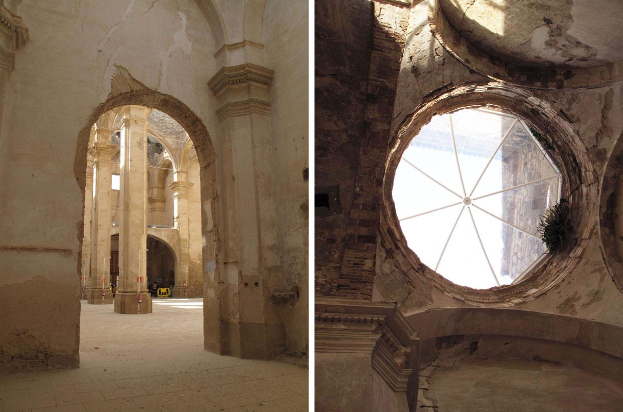 iglesia sant pere_corberad'ebre_patrimonio_rehabilitacion_ferran vizoso