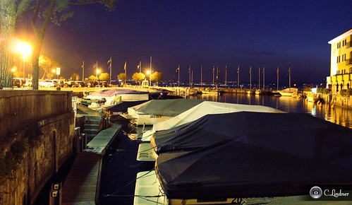 Sirmione Hafen