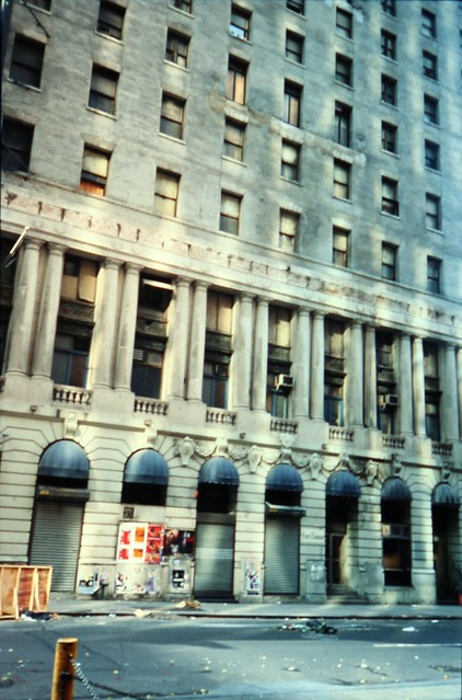 1981 Hotel Diplomat, New York City, NY (Photographer Unknown002)