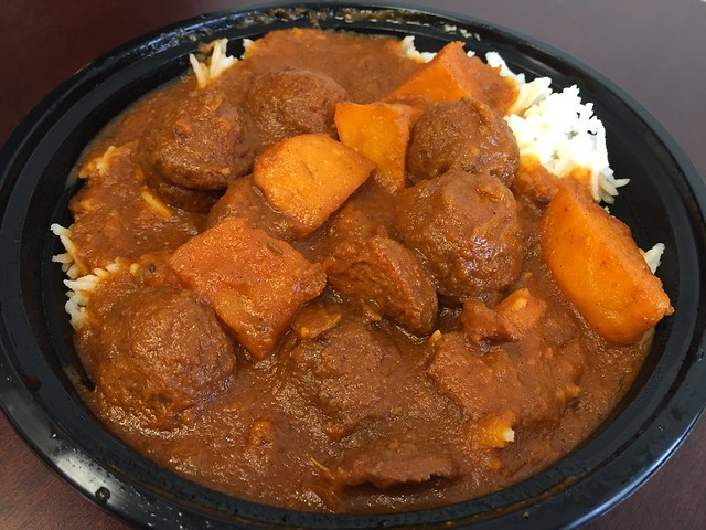Meatball vindaloo - Mehfil Indian Cuisine