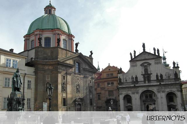 Charles IV square