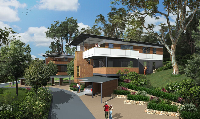 The Altitude 2480 development in Goonellabah (NSW) will deliver more than 220 units
