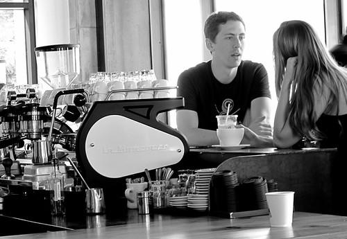 A Conversation & Coffee