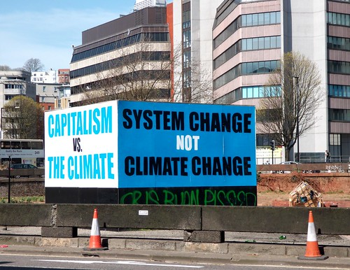Capitalism VS the Climate -- Bollards To Everything